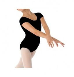 BodyWrappers Cap Sleeve Leotard