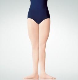 Capezio footed tights